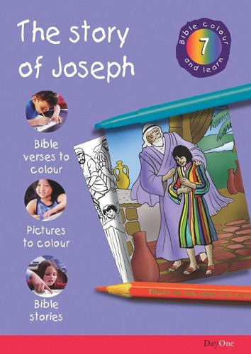Joseph: (Bible Colour and Learn 7)