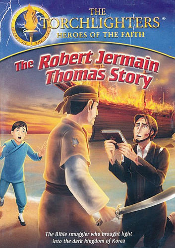 Tourchlighters The Robert Jermain Story DVD