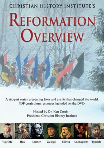 Reformation Overview (DVD)