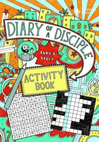 Diary of a Disciple Activity Book: Luke's Story