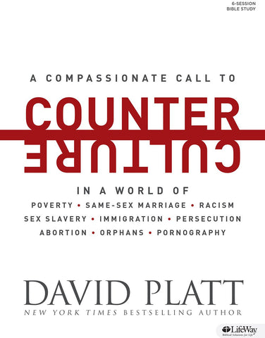 Counter Culture DVD (6 Study Sessions)