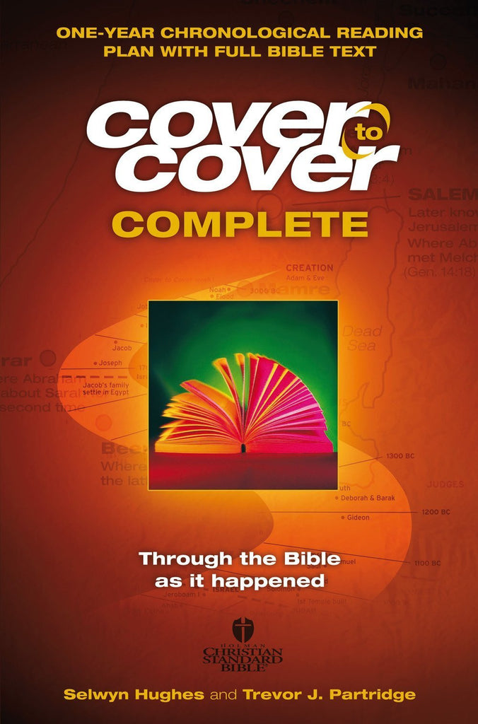 Cover to Cover Complete: Through the Bible as it Happened