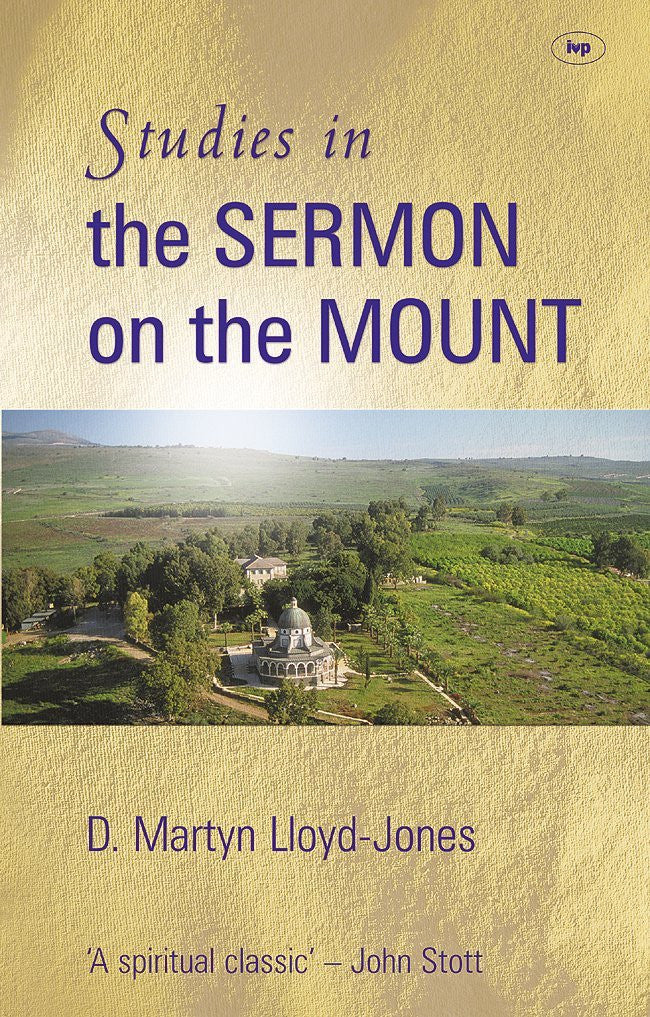 Studies in the Sermon on the Mount PB