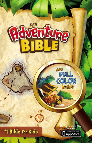 Adventure Bible, NIV: New International Version