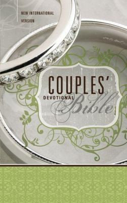 Couples Devotional Bible New International Version