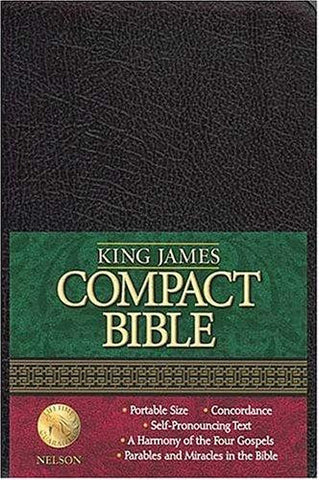 King James Compact Text Bible