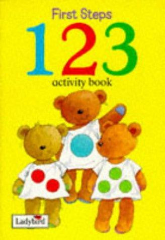123 (First Steps (Ladybird Books))