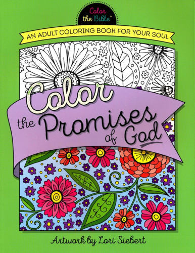 Color the Promises of God PB