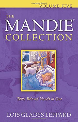 The Mandie Collection:  Vol. 5, 21-25 PB