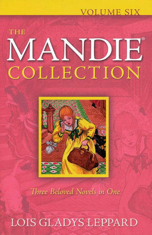 The Mandie Collection:  v. 6, bks. 24-26