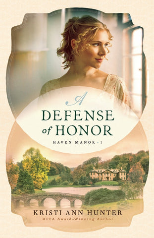 A Defense of Honor    Haven Manor 1