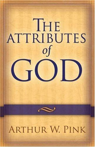 Attributes of God, The, Repack