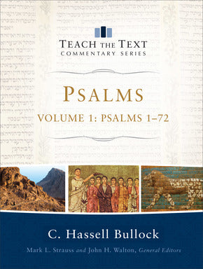 Psalms, Volume 1 Psalms 1–72 HB