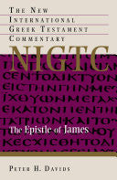 The Epistle of James:  The New International Greek Testament Commentary PB