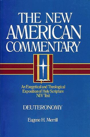 Deuteronomy:  Vol 4