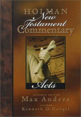 Holman New Testament Commentary: Acts HB
