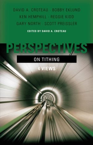 Perspectives on Tithing:  4 Views