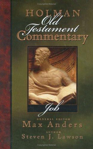 Holman Old Testament Commentary: Job, Volume 10