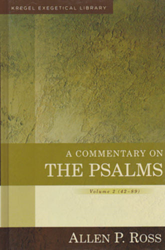 Commentary on the Psalms Vol 2:  2
