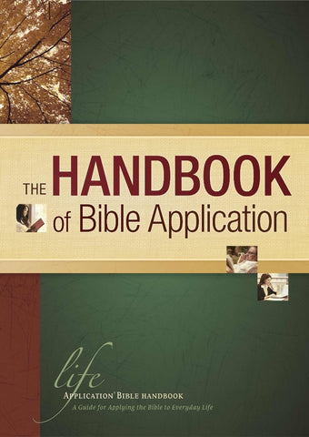 The Handbook of Bible Application HB