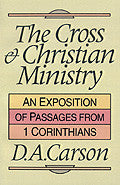 The Cross and the Christian Ministry