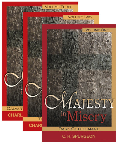 Majesty in Misery: 3 VOLUME SET