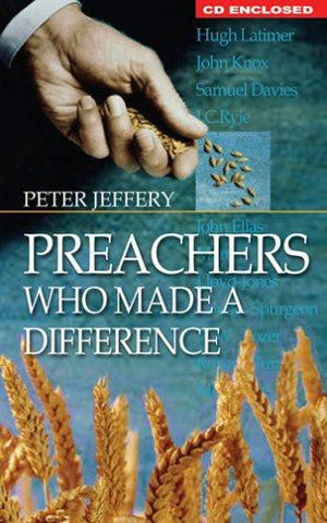 Preachers Who Made a Difference with CD (Audio)