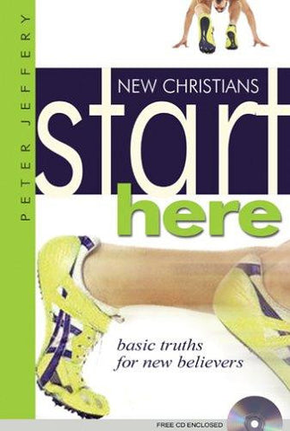New Christians Start Here with CD (Audio)