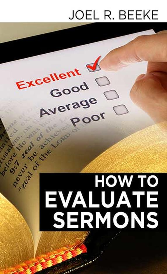 How to Evaluate Sermons PB