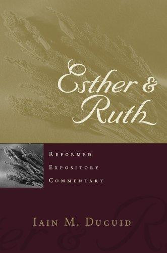 Esther and Ruth