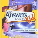 The Answers Book for Kids, Volume 4:  22 Questions from Kids on Sin, Salvation, and the Christian Life HB
