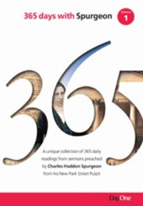 365 Days with C H Spurgeon Vol 1 HB