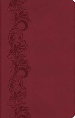 Giant Print Reference Bible-Kjv-Classic: King James Version Burgundy Leathersoft Personal Size Giant Print Reference Edition