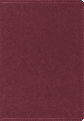 ESV Giant Print Bible: English Standard Version, Burgundy, Trutone, Giant Print Bible