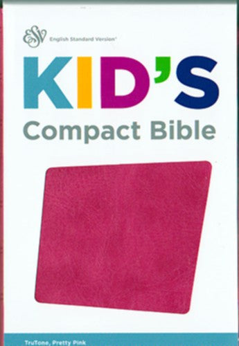 ESV Kid's Compact, TruTone, Pretty Pink