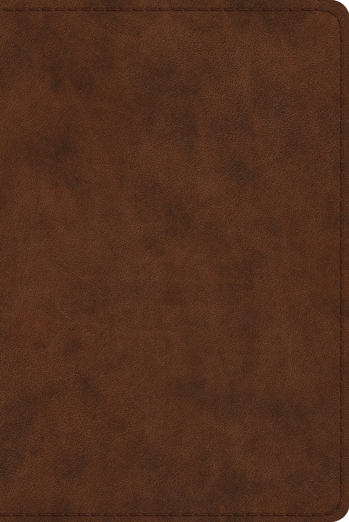 ESV Study Bible, Personal Size TruTone®, Brown