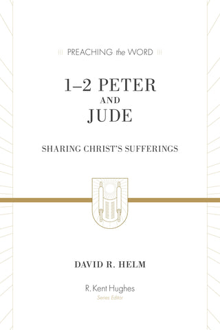 1-2 Peter and Jude: Preach the Word HB PTW