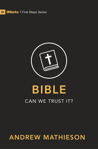 BIBLE  Can we trust it ? PB