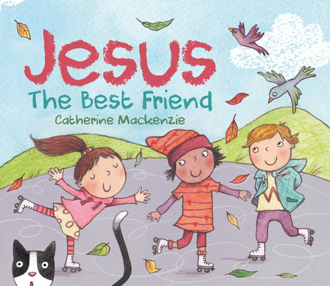 Jesus - The Best Friend HB
