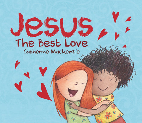 Jesus - the Best Love HB