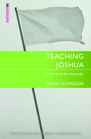Teaching Joshua:  From Text to Message PB