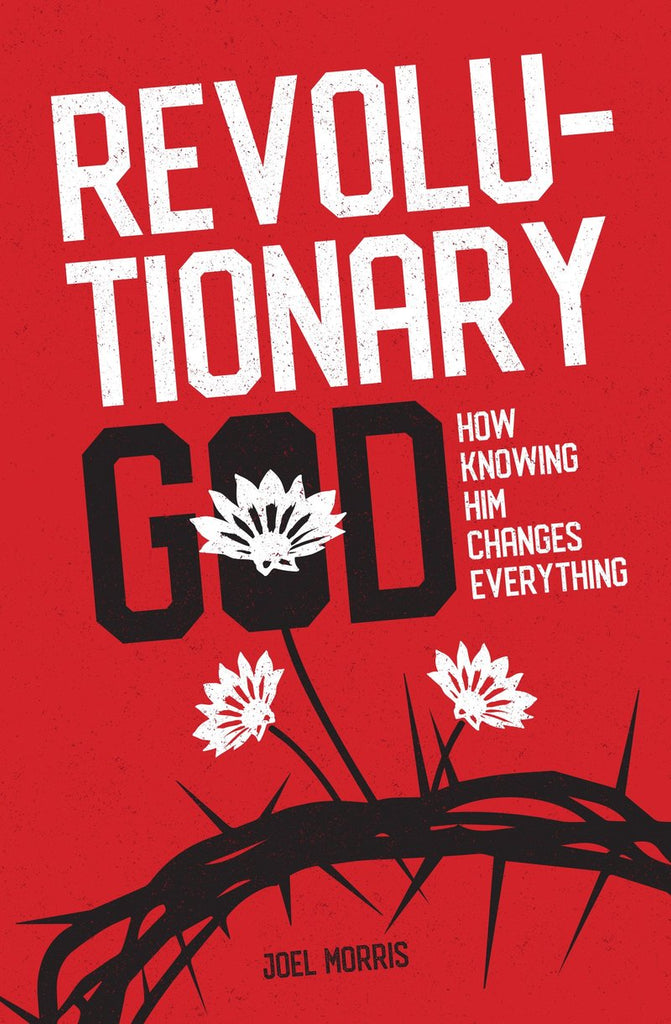 Revolutionary God:  How Knowing Him Changes Everything PB