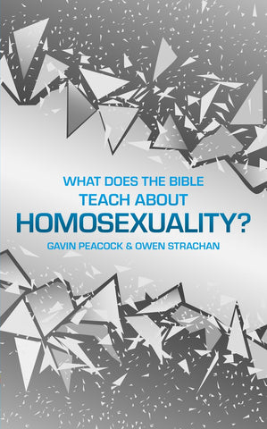 What Does the Bible Teach about Homosexuality?: A Short Book on Biblical Sexuality HB