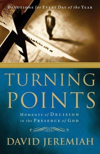Turning Points: Finding Moments of Refuge in the Presence of God