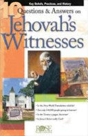 10 Questions and Answers on Jehovah's Witnesses Pamphlet