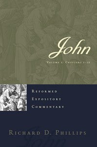 John Set:  Reformed Expository Commentary