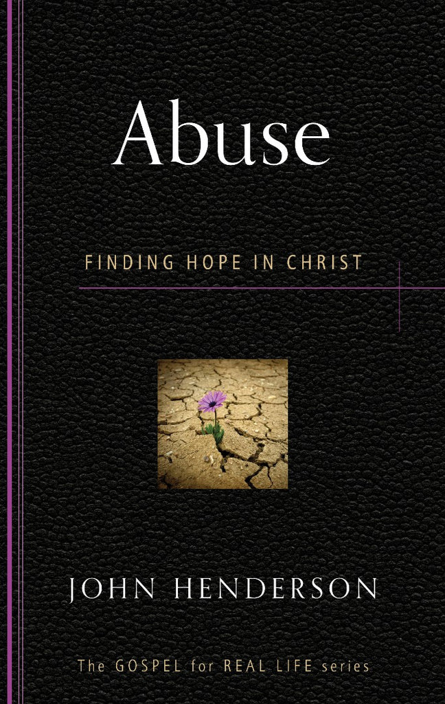 Abuse:  Finding Hope in Christ PB