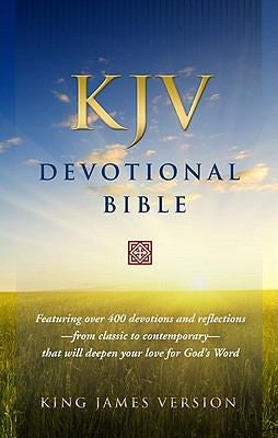 KJV Devotional Bible: King James Version, Devotional Bible