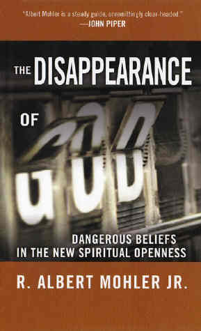 The Disappearance of God HB