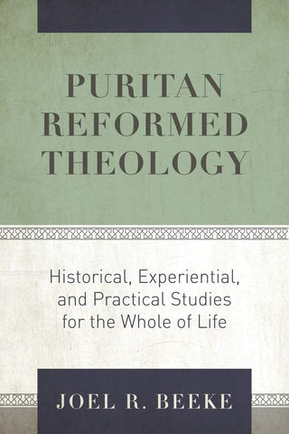Puritan Reformed Theology HB